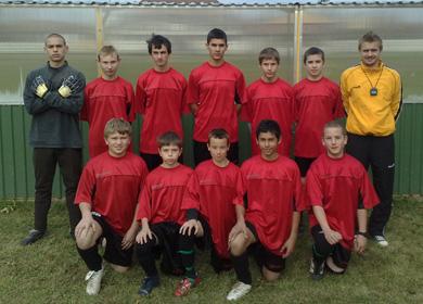 Bőcs KSC U15-ös csapat