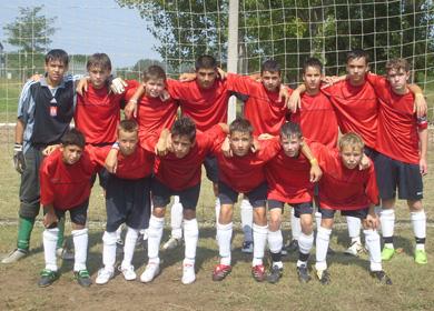 U15 Bőcs KSC