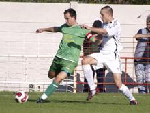 Vecsési FC - Bőcs KSC