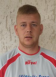Baranyi János (k) Bőcs KSC 2013/2014 Felnőtt