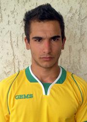 Csóka Ádám Bőcs KSC 2012/2013 Ifi A