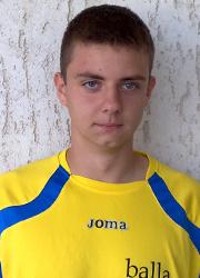 Deák Dávid Bőcs KSC 2010/2011 Ifi B