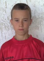 Dobos Dávid Bőcs KSC 2009/2010 Serdülő