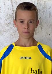 Dobos Dávid Bőcs KSC 2010/2011 Serdülő