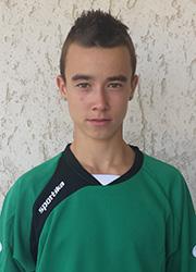 Dobos Dávid Bőcs KSC 2013/2014 Felnőtt