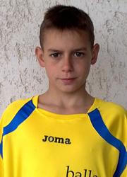 Domján Dávid Bőcs KSC 2010/2011 Kölyök