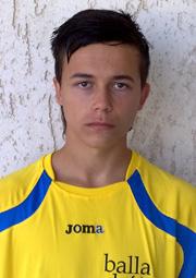 Farkas Márk Bőcs KSC 2010/2011 Ifi A