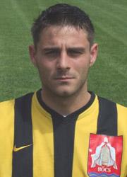 Gaál Gergő Bőcs KSC 2005/2006 Felnőtt