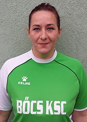 Gorgyánné Lovász Ildikó Bőcs KSC 2013/2014 Női