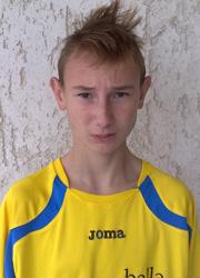 Gyökös Marcell Bőcs KSC 2010/2011 Serdülő
