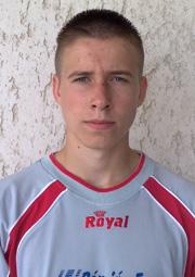 Gyöngyösi Miklós (k) Bőcs KSC 2010/2011 Ifi B