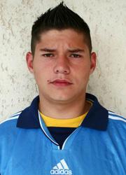Hideg Márton (k) Bőcs KSC 2006/2007 Ifi B
