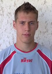 Homa Gábor (k) Bőcs KSC 2010/2011 Ifi A