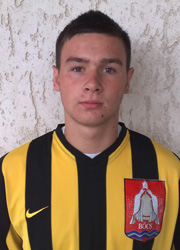 Hriczó Tamás Bőcs KSC 2009/2010 Ifi B