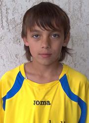 Katona Máté Bőcs KSC 2010/2011 Kölyök