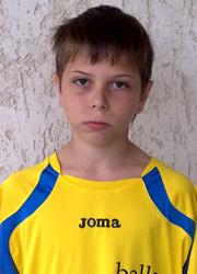 Kosárkó Dániel Bőcs KSC 2010/2011 Serdülő