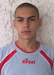 Magyar Márk (k) Bőcs KSC 2010/2011 Ifi B