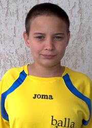 Magyar Zsolt Bőcs KSC 2010/2011 Kölyök