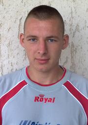 Mertus Tamás (k) Bőcs KSC 2010/2011 Ifi A