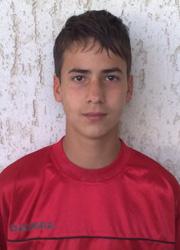Mezei Kristóf Bőcs KSC 2009/2010 Serdülő