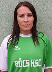 Molnár Bernadett Bőcs KSC 2014/2015 Női