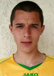 Nyírcsák Attila Bőcs KSC 2006/2007 Ifi B