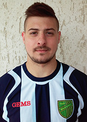Szabó Dávid Bőcs KSC 2015/2016
