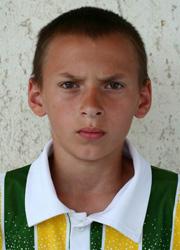 Szabó Richárd Bőcs KSC 2006/2007 Kölyök