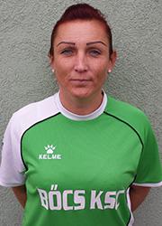 Tógyiné Szabó Márta Bőcs KSC 2014/2015 Női