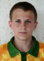 Tóth Dániel Bőcs KSC 2006/2007 Serdülő