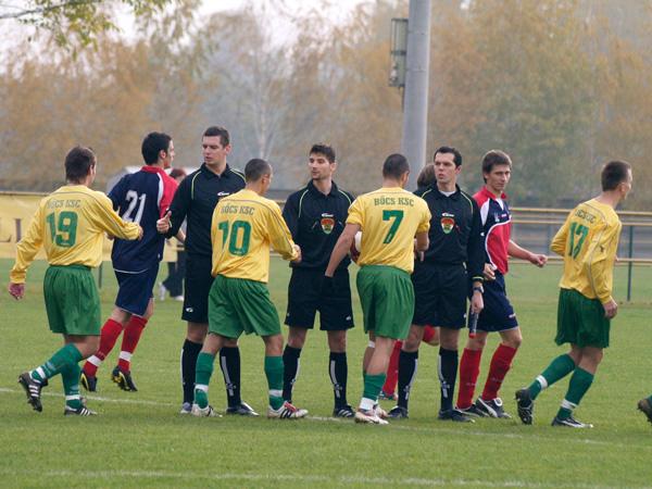 2008.10.29. Bőcs - Vác LK 5-0 képek fotó: Balázs Flórián