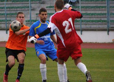 Bőcs KSC - Kazincbarcika