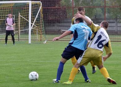 Bőcs KSC - Borsodszirák 4-0