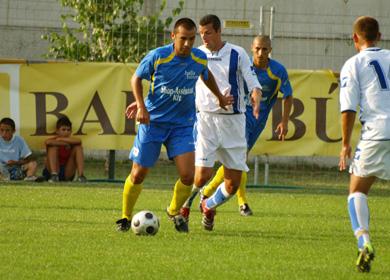 Bőcs KSC - Szolnoki MÁV FC