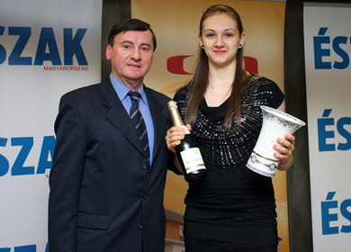 Éltető Daniella Bőcs KSC