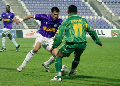 Újpest FC - Bőcs KSC