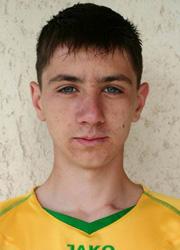 Bárdos Gergő Bőcs KSC 2006/2007 Ifi B