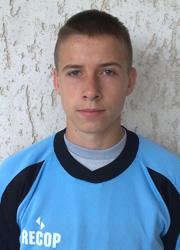 Gyöngyösi Miklós (k) Bőcs KSC 2009/2010 Ifi B