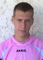 Homa Gábor (k) Bőcs KSC 2009/2010 Ifi A