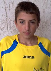 Lippai Máté Bőcs KSC 2010/2011 Kölyök