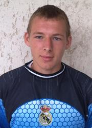 Mertus Tamás (k) Bőcs KSC 2009/2010 Ifi B