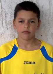 Sramkó Dániel Bőcs KSC 2010/2011 Kölyök
